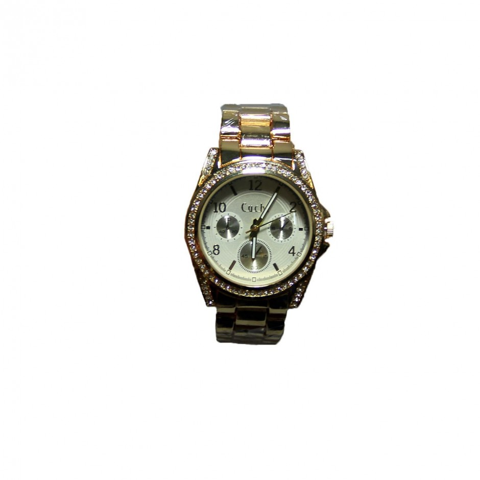 MU RE634 - RELOJ SENORA ESFERA BRILLANTES